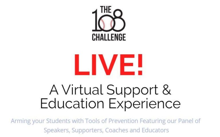 108 Challenge Live