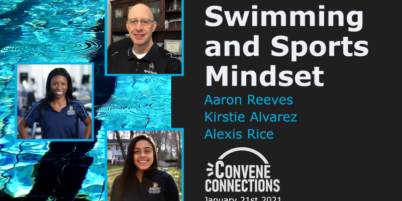Sports Mindset - Swimming - Convene Connections Podcast 36