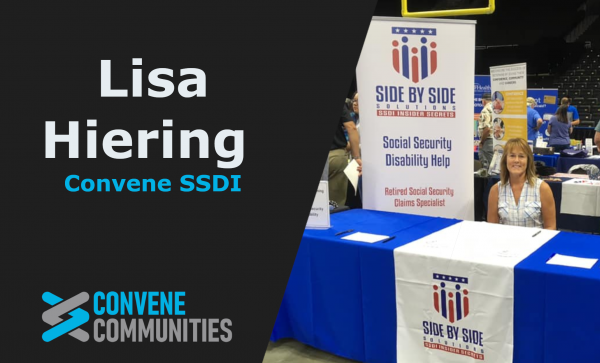 Convene SSDI with Lisa Hiering